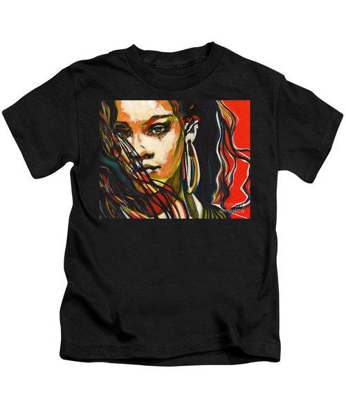 American Oxygen - Rihanna Kids T-Shirt