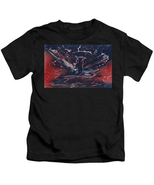 American Phoenix Rising Kids T-Shirt