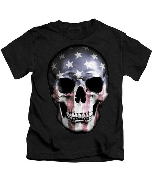 American Skull Kids T-Shirt