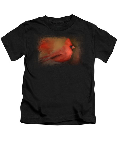 America's Favorite Red Bird Kids T-Shirt