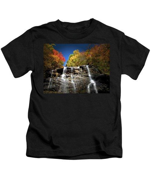 Amicalola Falls Kids T-Shirt