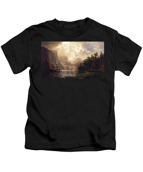 Among The Sierra Nevada Kids T-Shirt