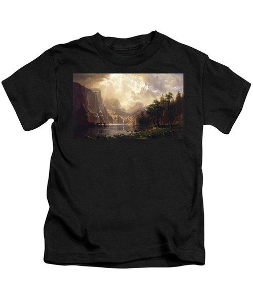 Among The Sierra Nevada Kids T-Shirt