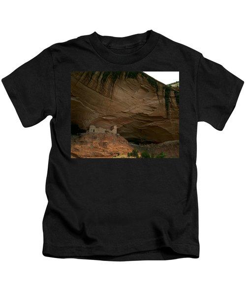 Anasazi Indian Ruin Kids T-Shirt