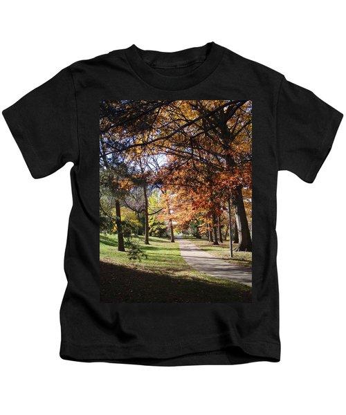 And Again Kids T-Shirt