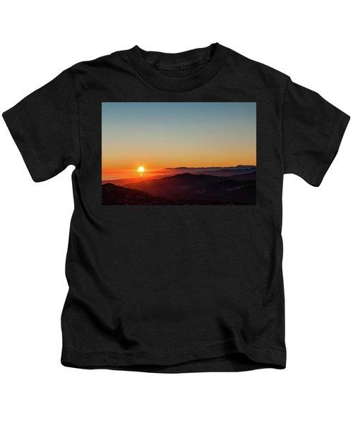 Andalucian Sunset Kids T-Shirt