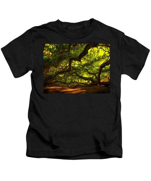 Angel Oak Limbs 2 Kids T-Shirt