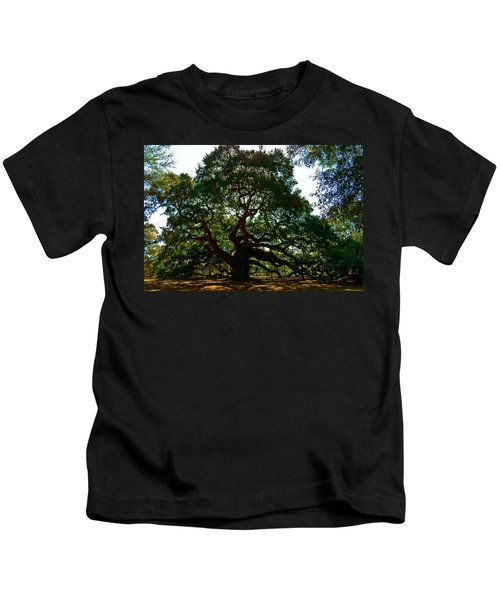 Angel Oak Tree 2004 Kids T-Shirt