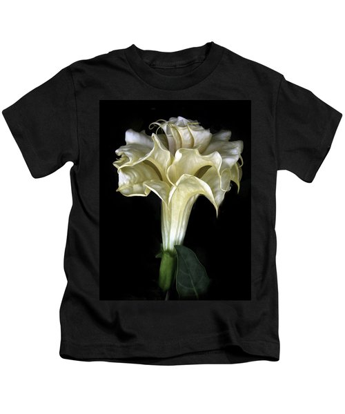 Angel Trumpet Kids T-Shirt