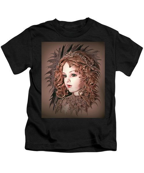 Angelic Doll Kids T-Shirt