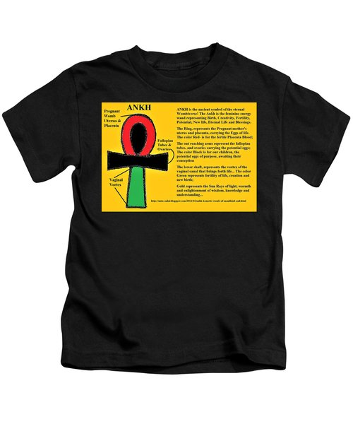 Ankh Meaning Kids T-Shirt