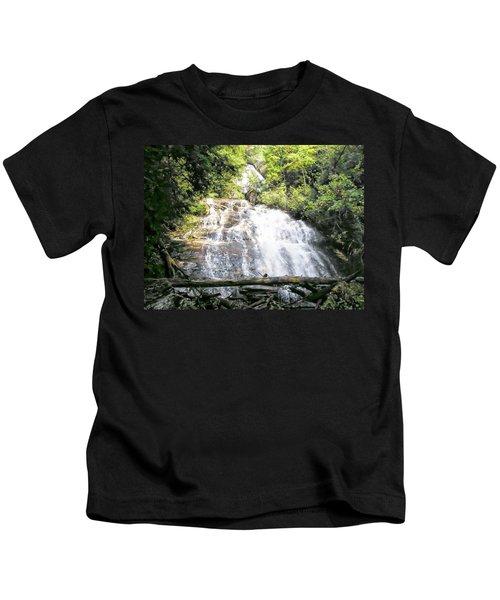 Anna Ruby Falls Kids T-Shirt