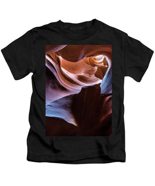 Antelope Canyon 11 Kids T-Shirt