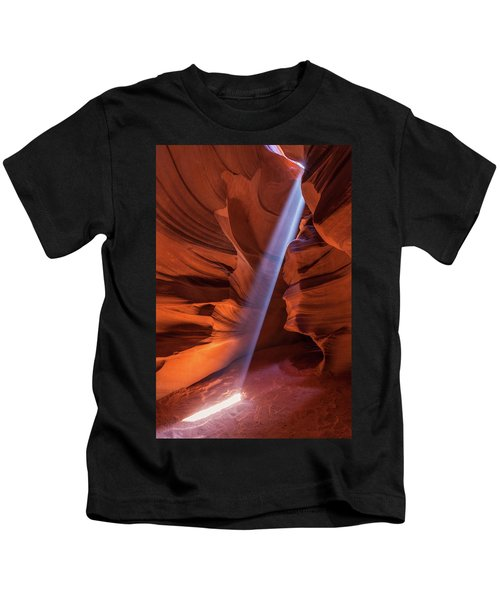 Antelope Lightshaft II Kids T-Shirt