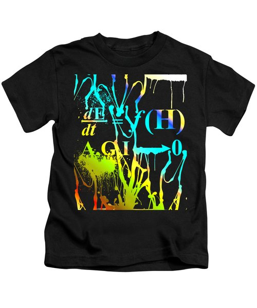 Anthro Equation Kids T-Shirt