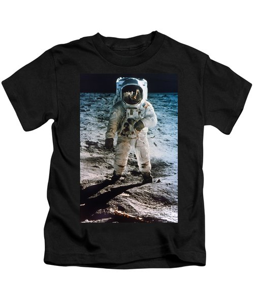 Apollo 11 Buzz Aldrin Kids T-Shirt