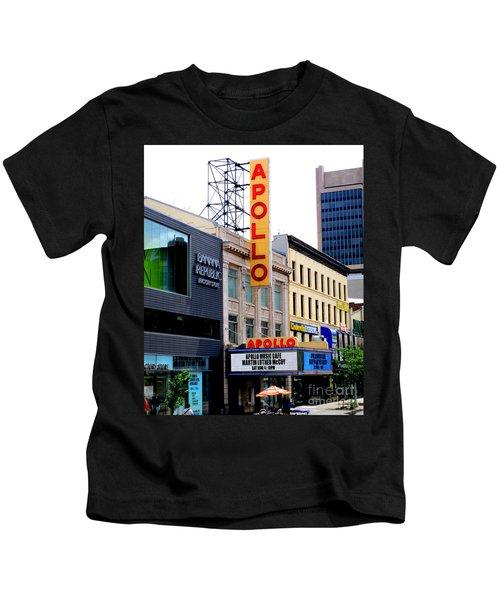 Apollo Theater Kids T-Shirt