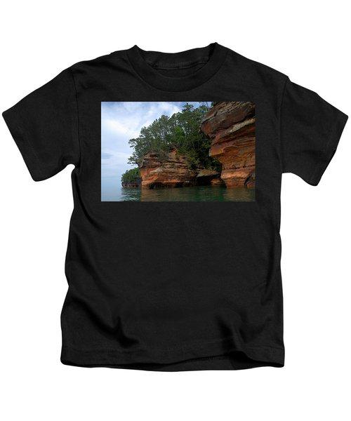 Apostle Islands National Lakeshore Kids T-Shirt