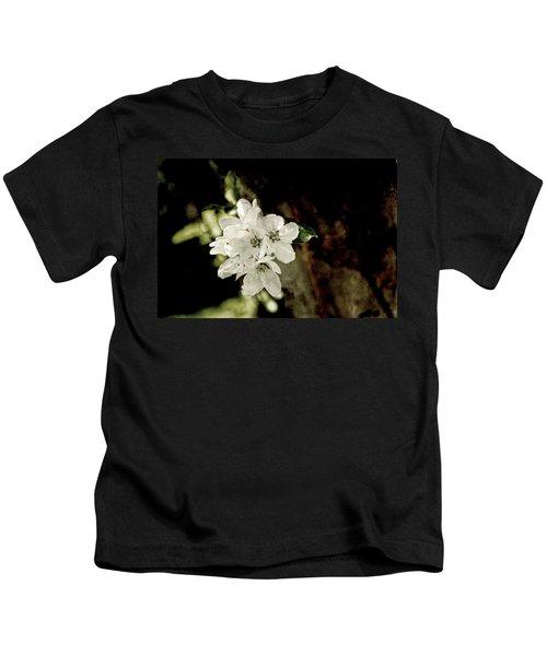 Apple Blossom Paper Kids T-Shirt