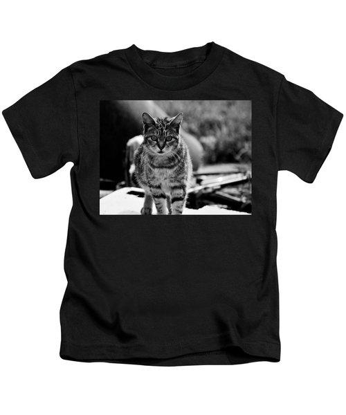 Approaching  Kids T-Shirt