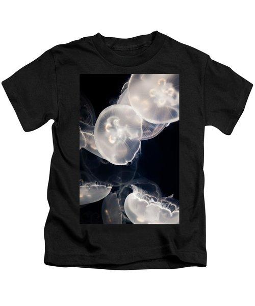 Aquarium Of The Pacific Jumping Jellies Kids T-Shirt