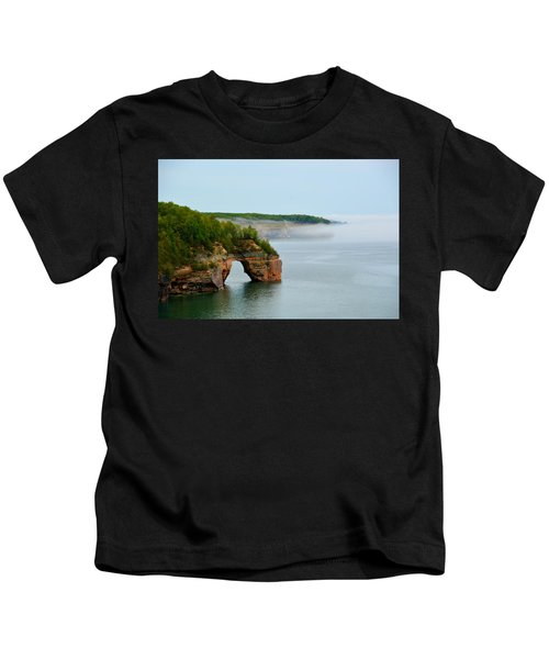 Arch Over Superior Kids T-Shirt