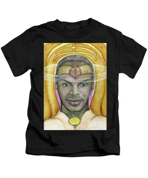 Archangel Raphael Kids T-Shirt