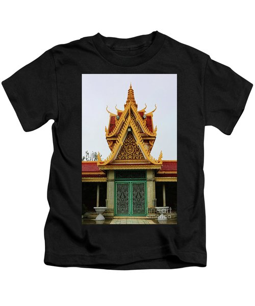 Architecture Palace V Kids T-Shirt