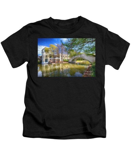 Armstrong Park, New Orleans, La Kids T-Shirt