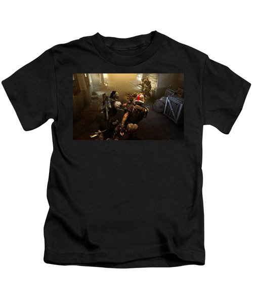 Army Of Two Kids T-Shirt