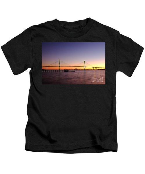 Arthur Ravenel Jr. Bridge Kids T-Shirt