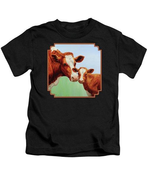 Cream And Sugar Kids T-Shirt