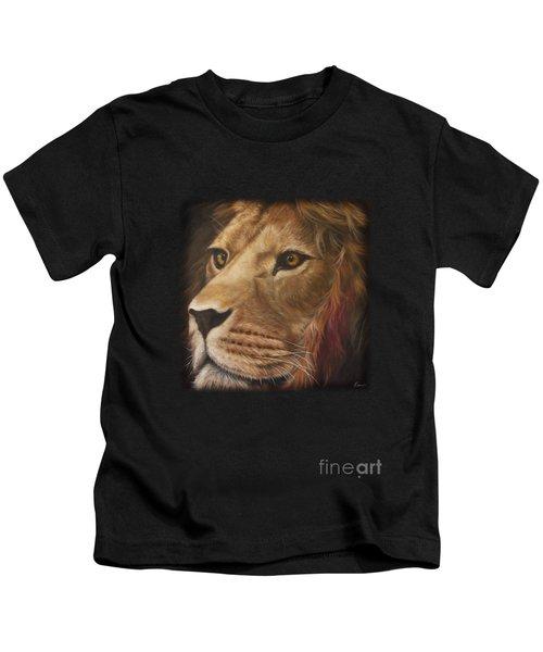 Kindness Lion Kids T-Shirt