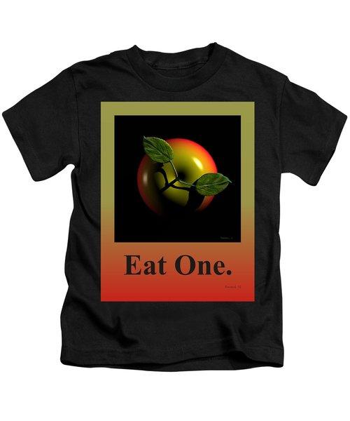 Eat One  Kids T-Shirt
