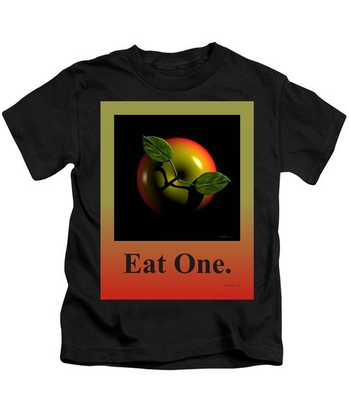 Eat One  Kids T-Shirt