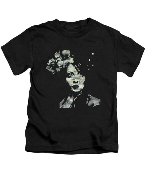 Farewell, Mona Lisa Kids T-Shirt