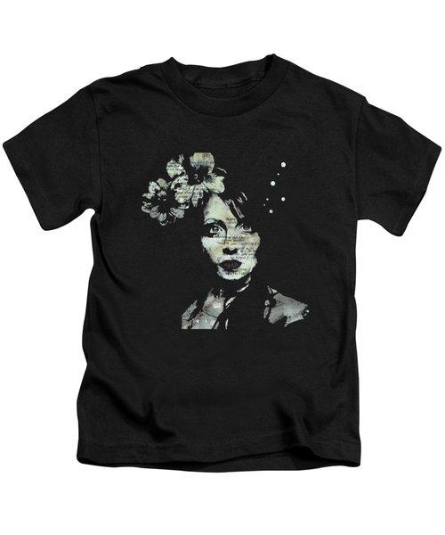 Farewell, Mona Lisa Kids T-Shirt
