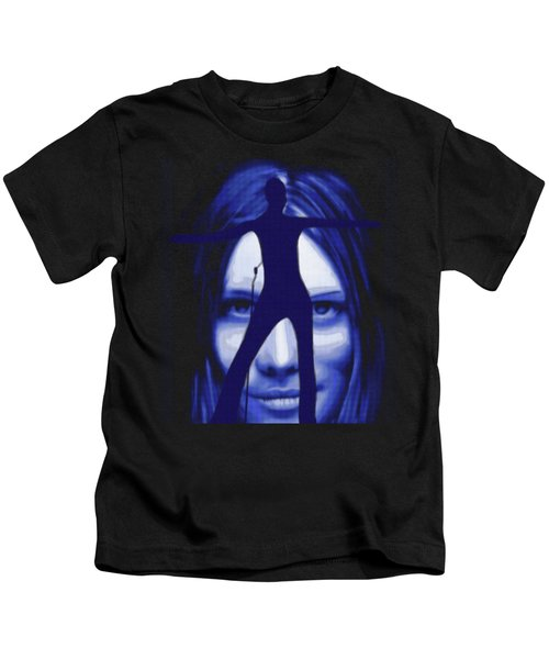 In Your Room Live Bleu Kids T-Shirt