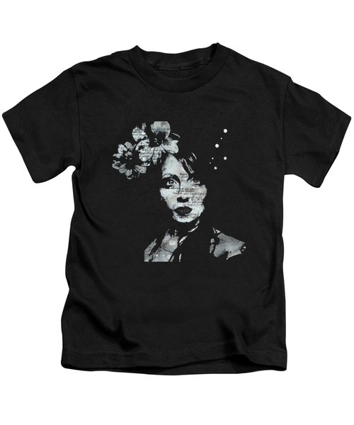 Farewell, Mona Lisa - Autumn Kids T-Shirt