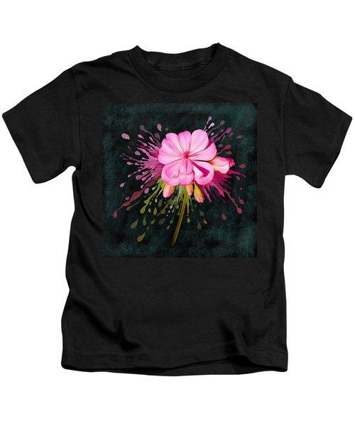 Color Eruption  Kids T-Shirt