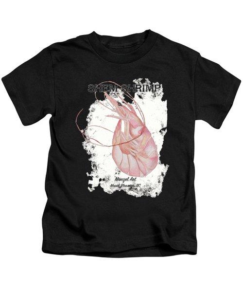 Shem Shrimp Kids T-Shirt