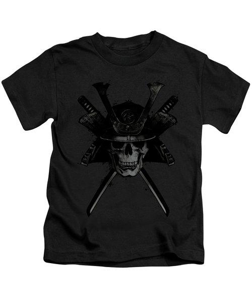 Samurai Skull Kids T-Shirt