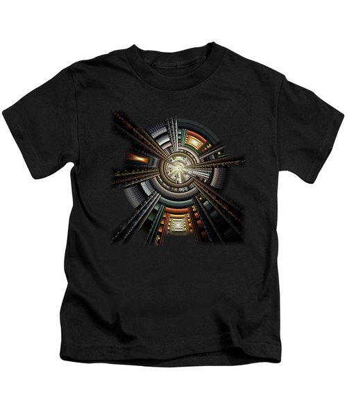 Space Station Kids T-Shirt