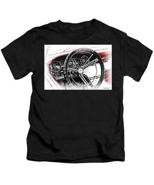 Asleep At The Wheel Kids T-Shirt