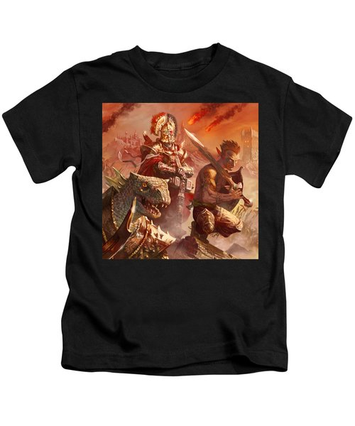 Aspect Of The Redeemed Kids T-Shirt