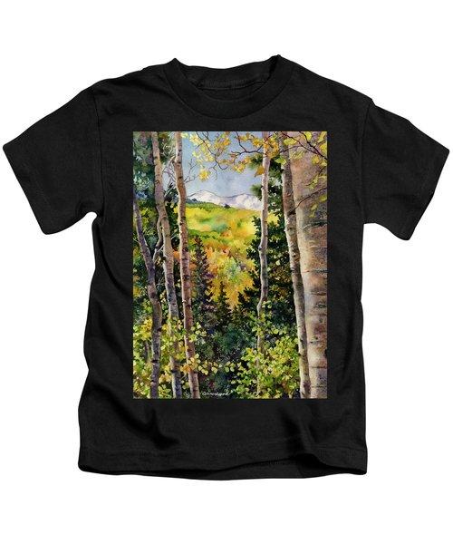 Aspen Afternoon Kids T-Shirt