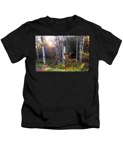 Aspen Morning Kids T-Shirt