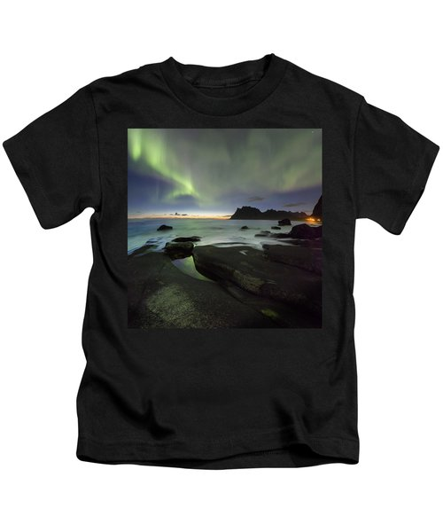 At Night Kids T-Shirt