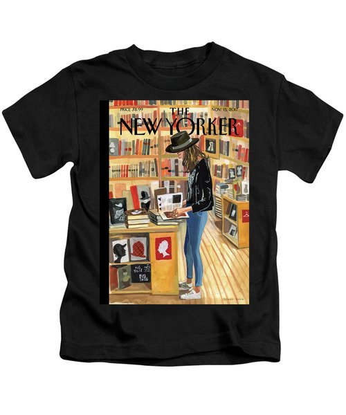 At The Strand Kids T-Shirt