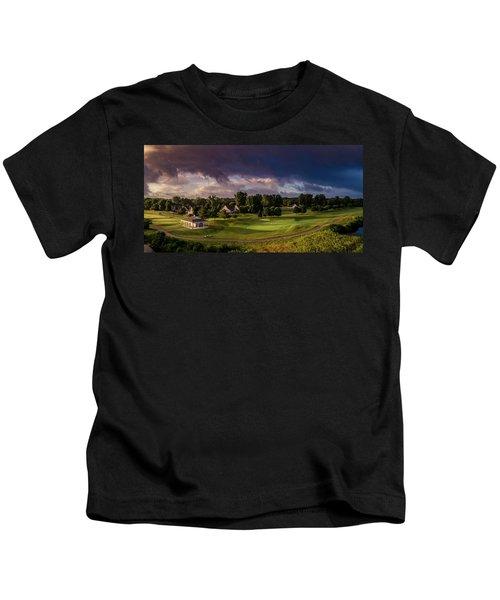 At The Turn Kids T-Shirt
